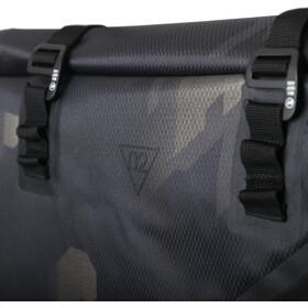 WOHO X-Touring Bolsa seca de cuadro L, diamond cybercam black